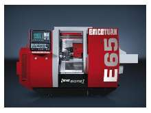 CNC Turning Machine Emco BigBore E65 photo on Industry-Pilot