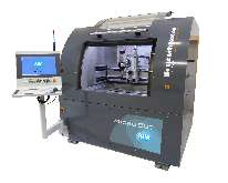 Станок гидроабразивной резки Wasserstrahlschneidmaschine STM WS WS0705 MicroCut фото на Industry-Pilot