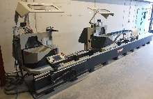 Double mitre box saws Elumatec DG 104 mit E 355 photo on Industry-Pilot