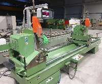 Double mitre box saws Wegoma SD 25 mit Beckhoffsteuerung  photo on Industry-Pilot