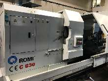 Turning machine - cycle control ROMI C 830 photo on Industry-Pilot