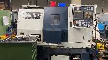 CNC Turning Machine SPINNER TS 42 SMC photo on Industry-Pilot