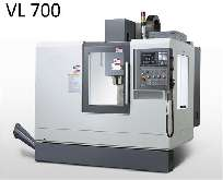 Machining Center - Vertical KRAFT VL 700 photo on Industry-Pilot