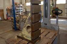 Угольник для закрепления изделия Aufspannwinkel 800x250 фото на Industry-Pilot