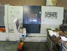 CNC Turning and Milling Machine SPINNER TC77 MCY photo on Industry-Pilot