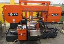 Bandsaw metal working machine - Automatic COSEN C-620 NC photo on Industry-Pilot