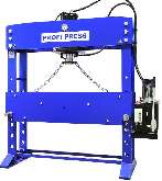 Tryout Press - hydraulic Profi Press 160 Ton M/H-M/C-2 D=1500 фото на Industry-Pilot