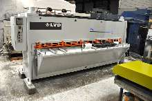 Hydraulic guillotine shear  LVD HSL 3100 x 6,35 mm CNC photo on Industry-Pilot