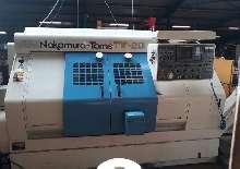 Токарно фрезерный станок с ЧПУ NAKAMURA TW 20 Gegenspindel купить бу