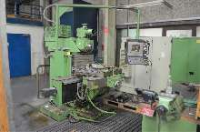 Milling Machine - Universal SHW UF21 photo on Industry-Pilot