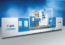 Продольно-фрезерный станок - универсальный CME X: 8000 - Y: 1200 - Z: 1500 mm CNC купить бу