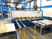 Hydraulic guillotine shear  LVD HSL 3100 x 6 mm CNC photo on Industry-Pilot