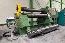 Plate Bending Machine - 3 Rolls Haeusler VRMHY photo on Industry-Pilot