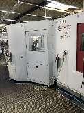 Обрабатывающий центр - горизонтальный STARRAG-HECKERT CWK 400D Dynamic SIEMENS купить бу