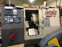 CNC Turning Machine - Inclined Bed Type HARDINGE CONQUEST  T 42 photo on Industry-Pilot