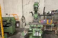 Фрезерный станок - универсальный LAGUN FU - TV 1250 фото на Industry-Pilot