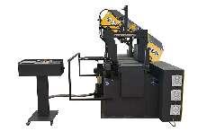 Ленточнопильный автомат - гориз. Beka-Mak BMSO 320 GS NC купить бу