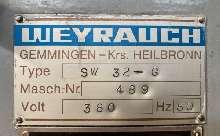 Скоростной радиально-сверлильный станок WEYRAUCH SW 32 G фото на Industry-Pilot