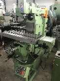 Milling machine conventional KUNZMANN UF 6 N 112705 photo on Industry-Pilot