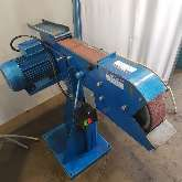 Belt Grinding Machine DEKOMA 2000 x 75 mm photo on Industry-Pilot