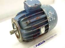 Трехфазный сервомотор DEMAG Typ 16/6 K12-2( Typ 16/6K12-2 ) Flansch: Ø 160 mm gebraucht, zwei Geschwindigkeiten ! фото на Industry-Pilot
