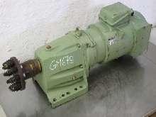 Электродвигатель постоянного тока VEM ELBTALWERK ZG4MGCa132M1 Wellendurchmesser: Ø 60 mmgebraucht фото на Industry-Pilot