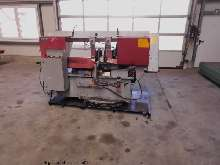 Automatic bandsaw machine - Horizontal Bauer HS 380 A photo on Industry-Pilot
