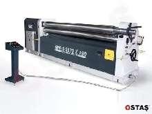 3-вальц. листогибочная машина OSTAS SMR-S 2570 x 6/7 фото на Industry-Pilot