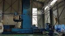 Горизонтальный расточный станок с неподвижной плитой - пиноль HOMMA HFM 65/120 фото на Industry-Pilot