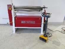 Plate Bending Machine - 3 Rolls OSTAS SBM 1070 x 90 photo on Industry-Pilot