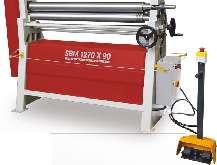 Plate Bending Machine - 3 Rolls OSTAS SBM 1270 x 90 photo on Industry-Pilot