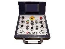 4-вальц. листогибочная машина OSTAS 4R OHS 2570 x 3/4 фото на Industry-Pilot
