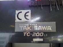 Токарный станок с ЧПУ TAKISAWA TC-200 L3 фото на Industry-Pilot