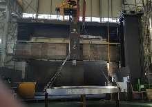 Карусельно-токарный станок - двухстоечный HANKOOK VTB 90/120 E фото на Industry-Pilot