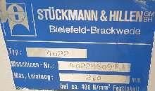 Гильотина механическая STÜCKMANN & HILLEN 4022 фото на Industry-Pilot