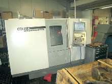 CNC Turning Machine - Inclined Bed Type GILDEMEISTER CTX 410 V3 Reitstock photo on Industry-Pilot