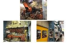 Кривошипный пресс - двухстоечный USI-CLEARING S4-2000-180-90 фото на Industry-Pilot