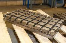 Зажимное устройство Hohenstein Spannvorrichtung Aufspannplatte купить бу
