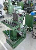 Toolroom Milling Machine - Universal MACMON ALG 100 C photo on Industry-Pilot