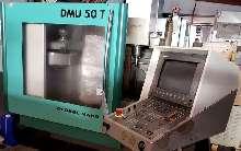 Обрабатывающий центр - вертикальный DECKEL MAHO DMU 50 T купить бу