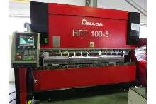 Press Brake hydraulic Amada HFE 100 3 100t photo on Industry-Pilot