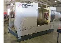 Обрабатывающий центр - вертикальный Cincinnati - Lamb cfv 1050 купить бу