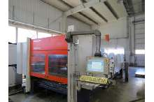 Laser Cutting Machine Bystronic - BYSPRINT 3015 photo on Industry-Pilot