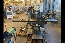 Knee-and-Column Milling Machine - univ. Optimum - Optimill MT 200 photo on Industry-Pilot