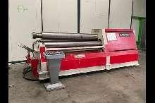 Plate Bending Machine - 3 Rolls Akyapak - AHSY 270 x 2100 photo on Industry-Pilot