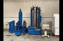 Plate Bending Machine - 3 Rolls Haeusler - SIHVR 10 / 3 photo on Industry-Pilot