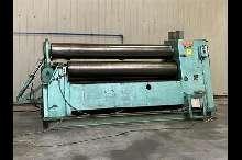 Plate Bending Machine - 3 Rolls Roundo - PS 360 photo on Industry-Pilot