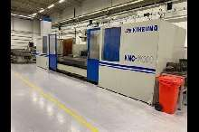 Bed Type Milling Machine - Vertical Kiheung - KNC U 1000 photo on Industry-Pilot