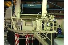 Карусельно-токарный станок одностоечный Schiess - ZKN 250 купить бу