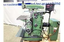 Toolroom Milling Machine - Universal Deckel - FP2 photo on Industry-Pilot